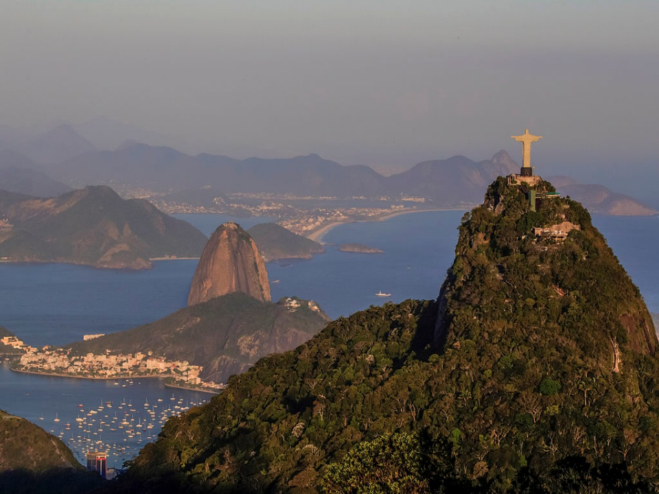 christ the redeemer Brazil south america